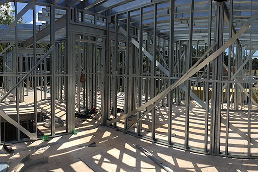 Por que o Steel Frame é um sistema construtivo sustentável?